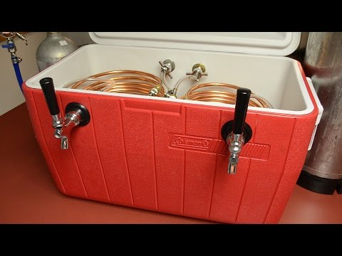 Double Tap Jockey Box A Diy Project Beer N Bbq By Larry