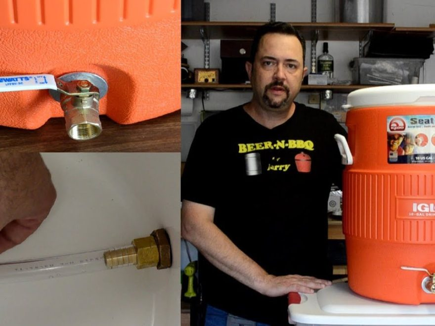 Building A Hot Liquor Tank A Diy Project Beer N Bbq By